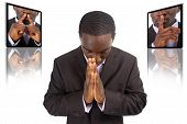 Prayer Concept