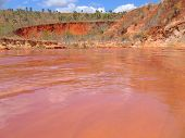 Red Water, Red Tsingy, Antsiranana And Diego Suarez, Madagascar