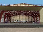 Hangar Full Of Toys poster