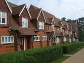 Casas em Inglaterra