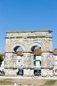 Arch of Germanicus, Saintes, Poitou-Charentes, France