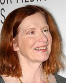 LOS ANGELES - MAR 2:  Frances Conroy arrives at the American Horror Story at PaleyFest 2012 at the S