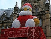 Christmas Decoration In Manchester