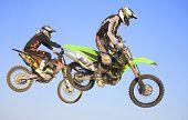 Motocross Stunts