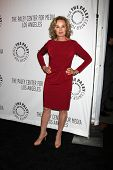 LOS ANGELES - MAR 2:  Jessica Lange arrives at the American Horror Story at PaleyFest 2012 at the Sa