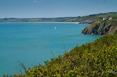 South Devon coast towards Slapton Sands