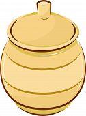 pot for honey