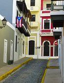 Color of Old San Juan