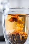 Chá de florescência