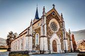 Church In French Alps, Saint-jorioz
