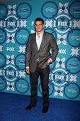 LOS ANGELES - SEP 9:  David Boreanaz at the FOX Fall Eco-Casino Party at The Bungalow on September 9