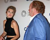 LOS ANGELES - SEP 10:  Maggie Lawson, James Caan at the PaleyFest Previews:  Fall TV ABC  at Paley Center for Media on September 10, 2013 in Beverly Hills, CA