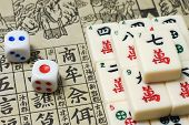 Mahjong Asian Game