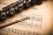 Vintage Flute