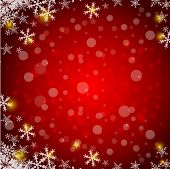 Christmas background sample