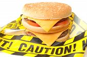 Fast Food Warning