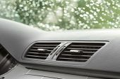 Air Conditioning And Car Ventilation System