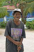 Filipino Man With Arthritis