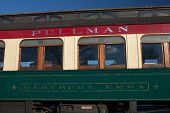 Pullman Railroad Car