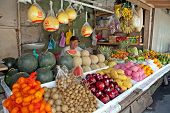 Philippine Vegetable Market