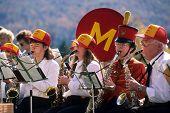 Mclures Alumni Band