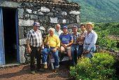 Farmers Pico, Azores