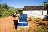 Solar Panels, Cuba