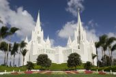 Mormon Temple - San Diego, California