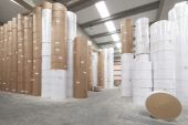 Paper Rolls Warehouse
