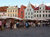 Estonia Oldest Market With A Very Long History