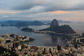 Sugarloaf Sunset Rio De Janeiro, Brazil