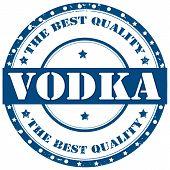 Vodka-stamp
