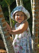 Tropical Child Portrait 1