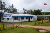 Police Office Building, Kingdom Of Tonga