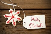 Feliz Natal, Portuguese Christmas Greetings