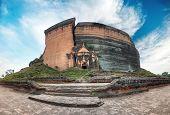 Pa Hto Taw Gyi Mingun pagoda in Mandalay, Myanmar (Burma)
