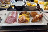 Napkin With Breakfast - 01