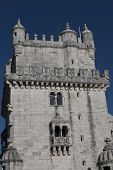 Tower Of Belem On Sunset, Lisbon, Portugal