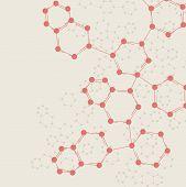 Retro dna, vintage molecule