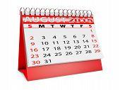 Calendar For August
