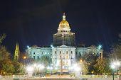 Colorado State Capitol Building In Denver