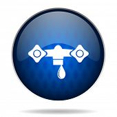 water internet icon