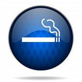 cigarette internet icon