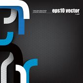 eps10 vector futuristic business background