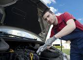 Mechanic Working Breakdown