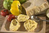 Fresh Pasta: Tonnarelli