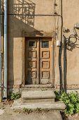 Door To The House