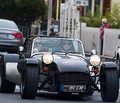 OLD CAR Lotus seven MILLE MIGLIA 2014