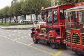Tour Mini-train In The Park Geneva