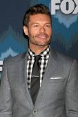 LOS ANGELES - JAN 17:  Ryan Seacrest at the FOX TCA Winter 2015 at a The Langham Huntington Hotel on January 17, 2015 in Pasadena, CA